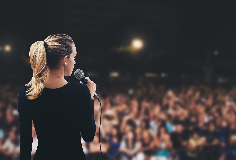 Виды и особенности публичных выступлений
