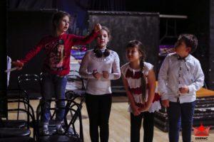 Тренинги по актерскому мастерству для детей в Москве