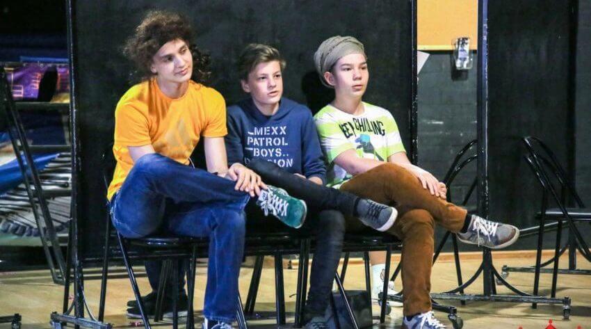 Актерская школа при ГИТИСе - программа обучения