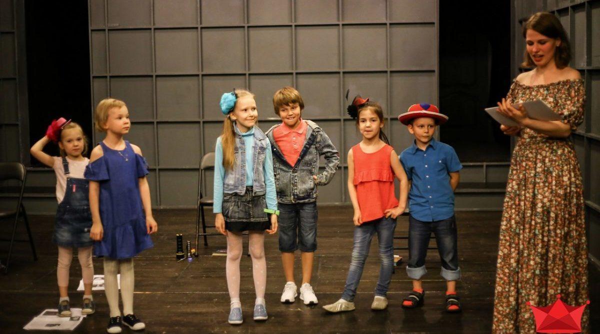 Упражнения для актерского тренинга для детей