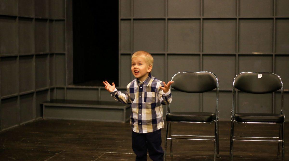 Упражнения по сценической речи для детей и взрослых