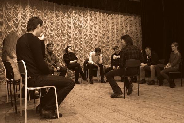 театральный кружок в Москве