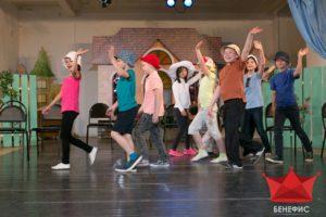 театральное развитие детей