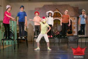 театральные занятия для детей