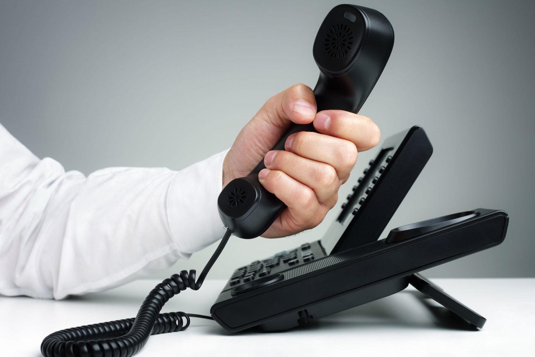 Основные правила телефонного этикета