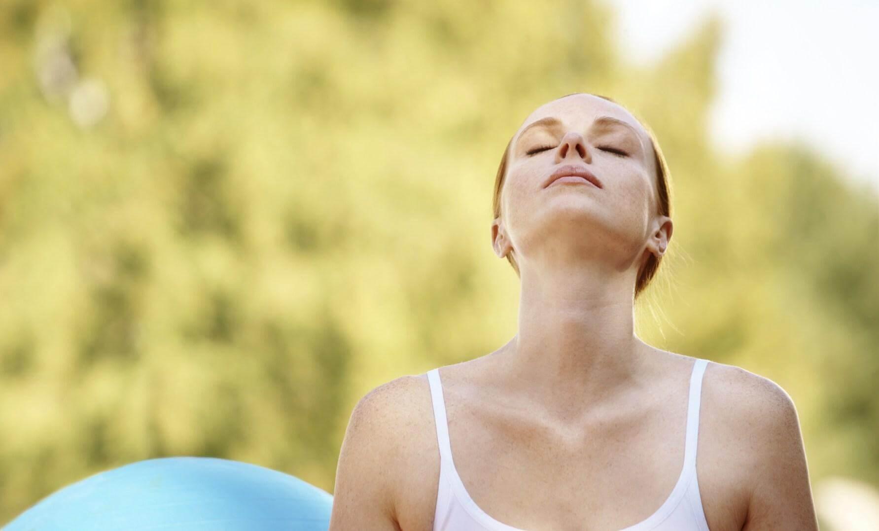 Совет по улучшению голоса: тренируйте дыхание
