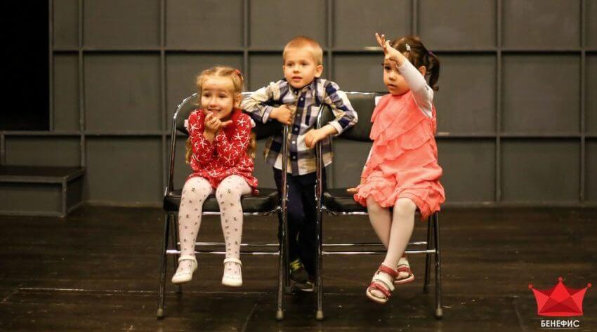 Упражнения по сценической речи для детей